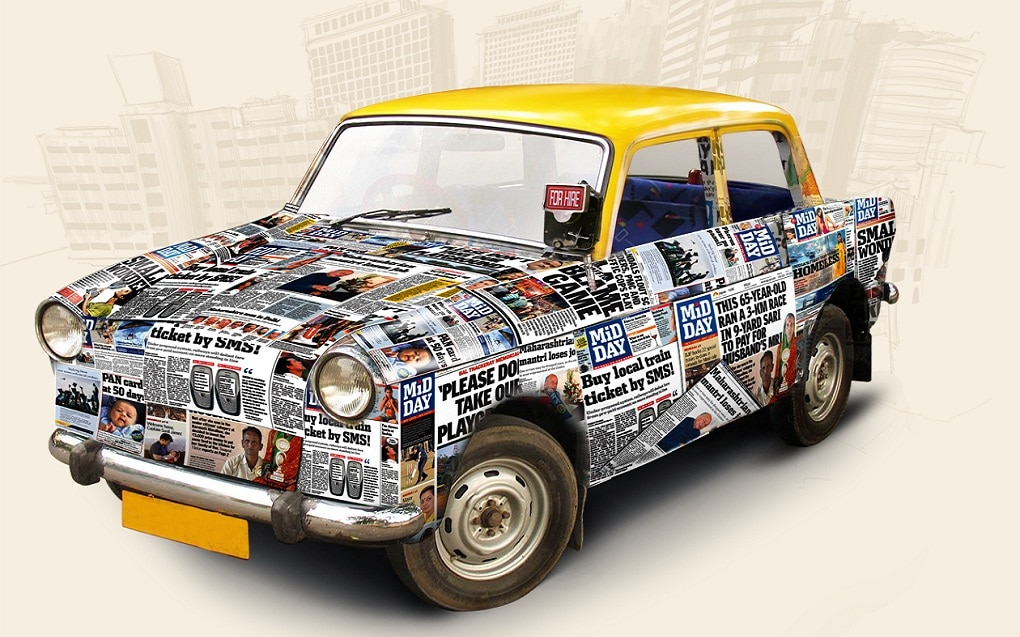 Why Kaali Peeli Taxi is the Future of OOH Advertising in Mumbai?